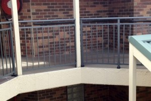 Patio Railings gallery image