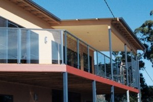 Steel Balustrades gallery image
