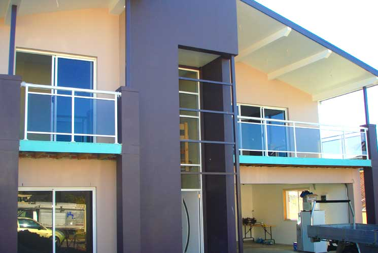 Nevertire Balcony Balustrades