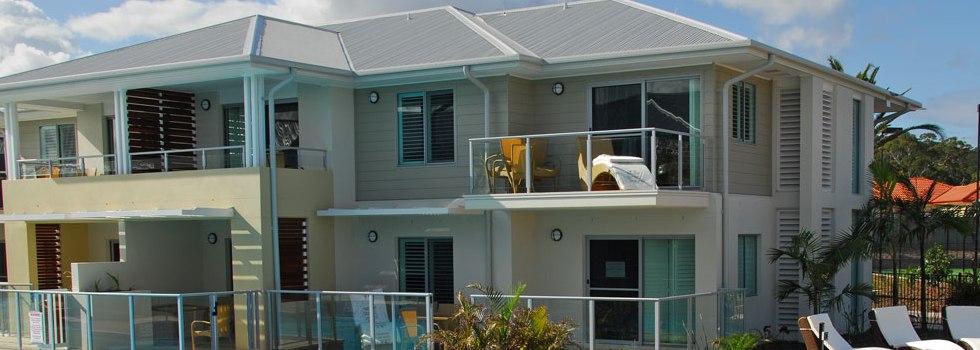 Kwikfynd Aluminium balustrades 101