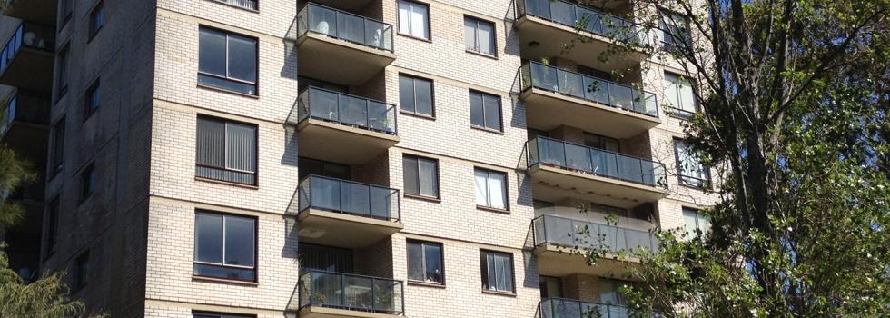 Kwikfynd Aluminium balustrades 116