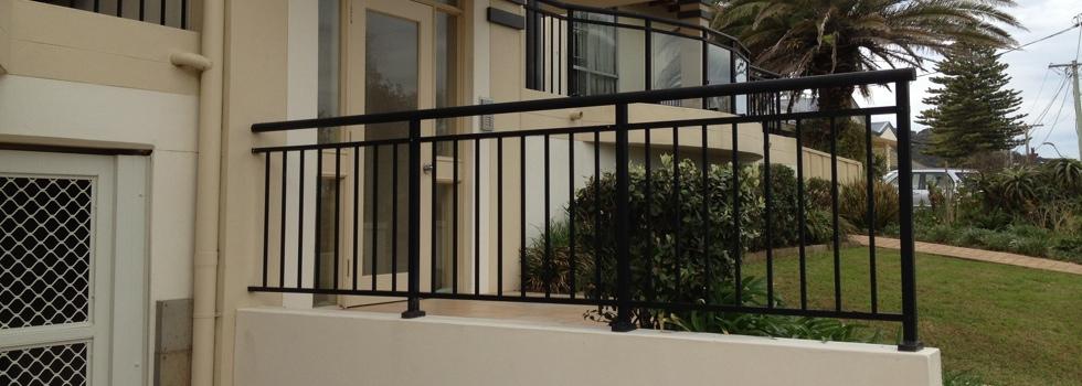 Aluminium balustrades 12