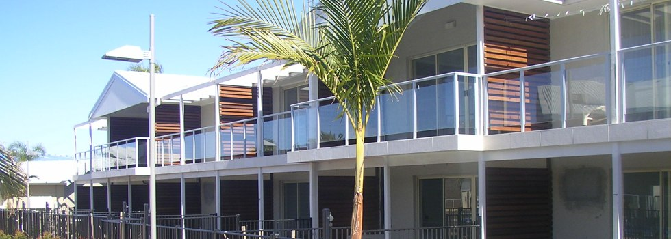 Kwikfynd Aluminium balustrades 130