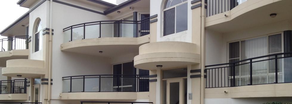 Aluminium balustrades 15