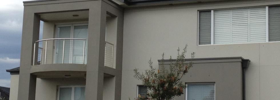 Aluminium balustrades 20