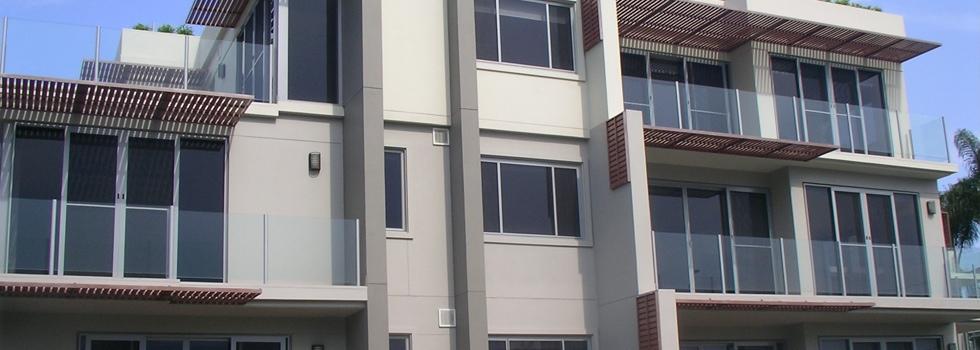 Kwikfynd Aluminium balustrades 220