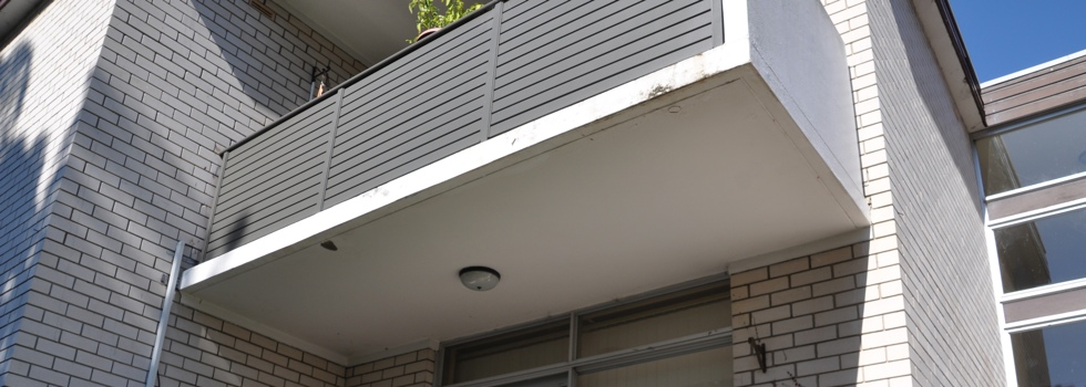 Kwikfynd Aluminium balustrades 29