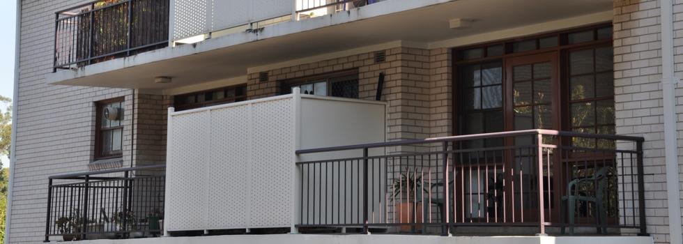 Kwikfynd Aluminium balustrades 36