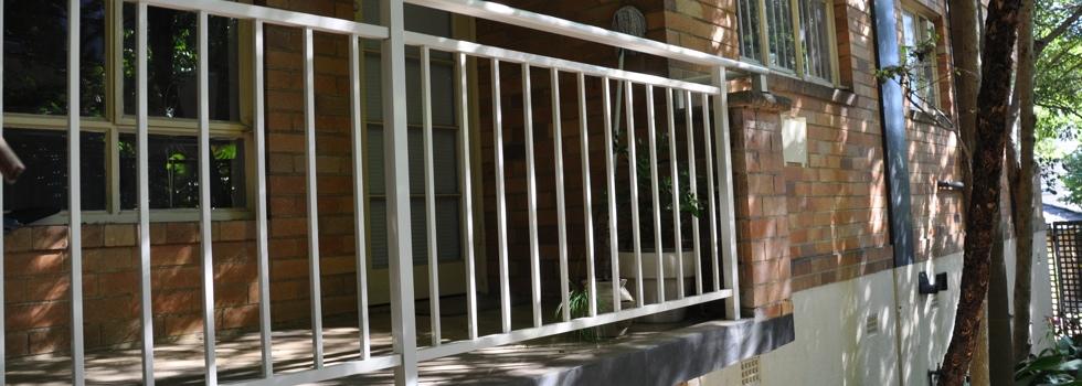 Aluminium balustrades 41