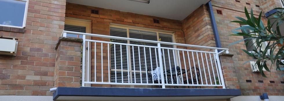 Aluminium balustrades 47