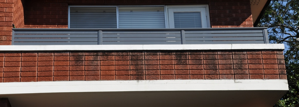Aluminium balustrades 48
