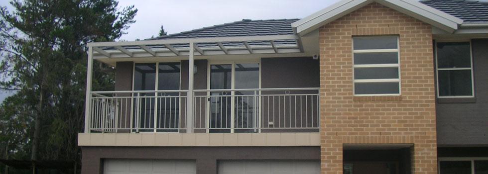 Kwikfynd Aluminium balustrades 71