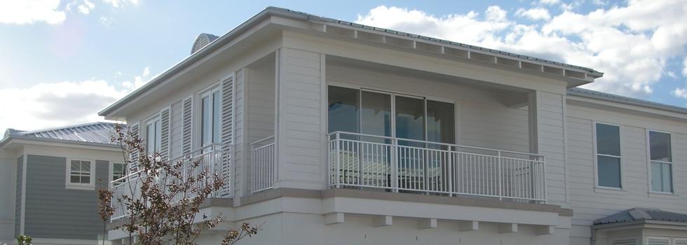 Kwikfynd Aluminium balustrades 76