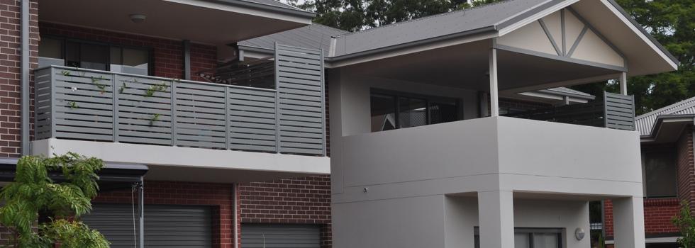 Kwikfynd Aluminium balustrades 83