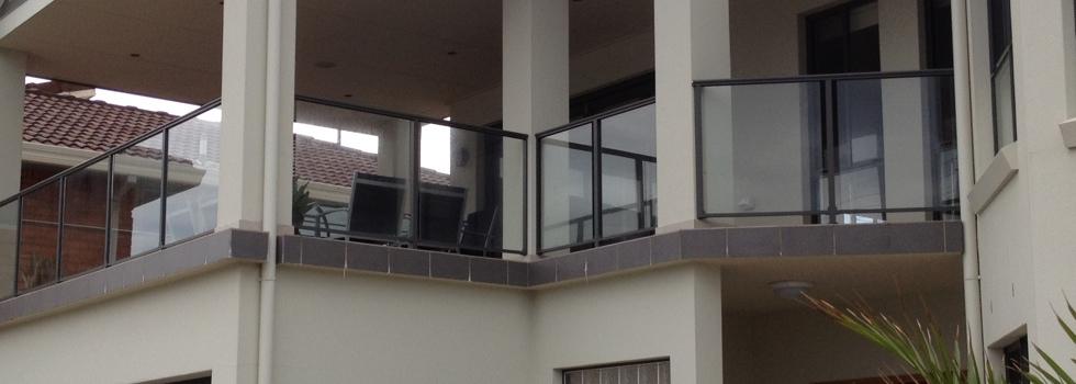 Aluminium balustrades 9