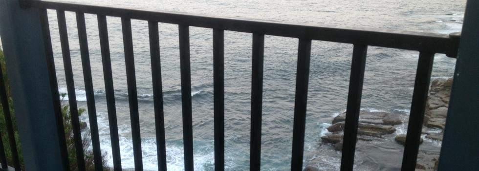 Kwikfynd Aluminium railings 1
