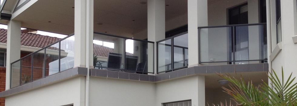 Aluminium railings 10