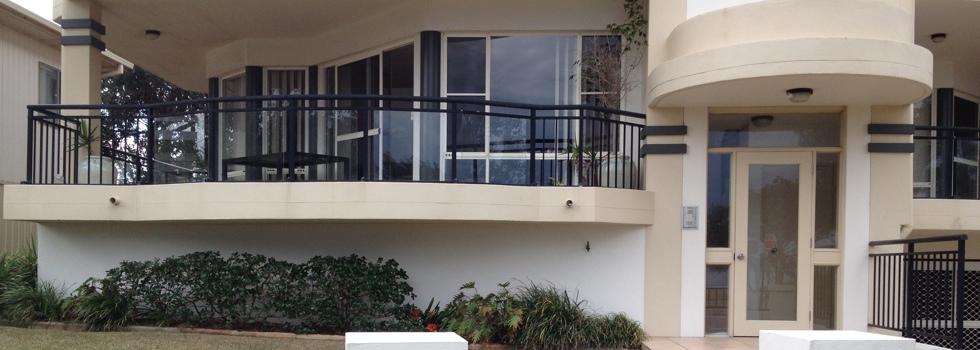 Aluminium railings 11