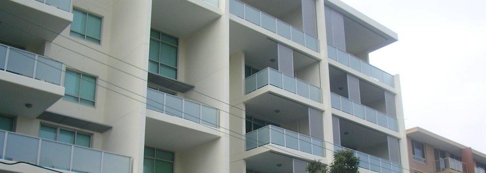 Kwikfynd Aluminium railings 113