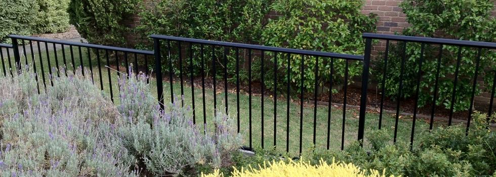 Kwikfynd Aluminium railings 150