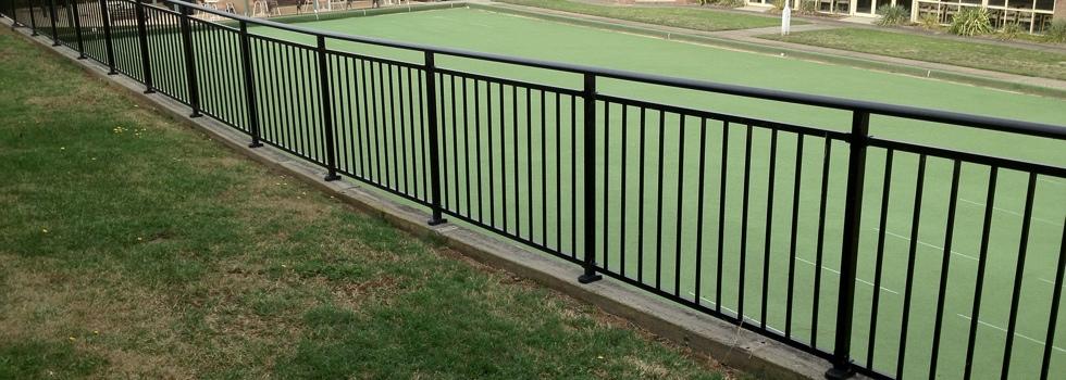 Aluminium railings 159