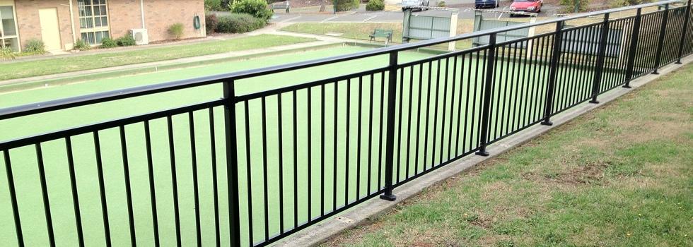 Kwikfynd Aluminium railings 160