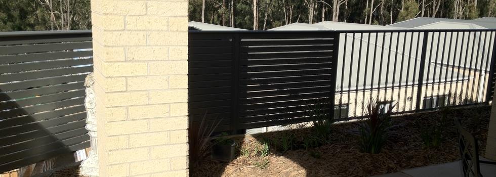 Kwikfynd Aluminium railings 180