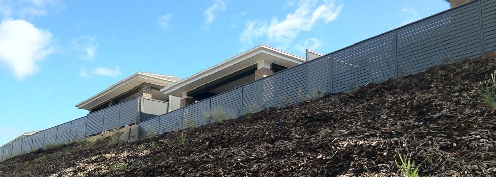 Kwikfynd Aluminium railings 184