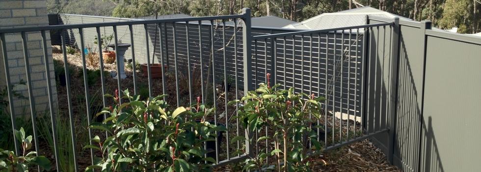 Kwikfynd Aluminium railings 186