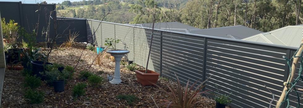 Aluminium railings 187