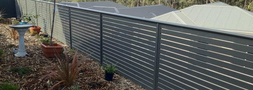 Kwikfynd Aluminium railings 188