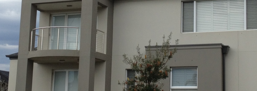 Aluminium railings 19