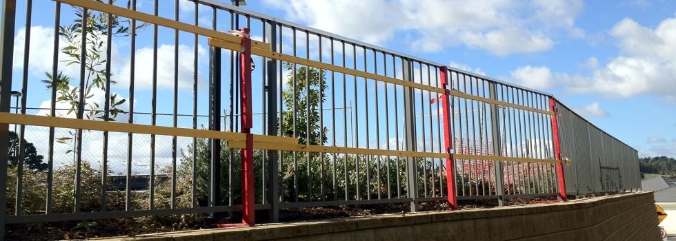 Kwikfynd Aluminium railings 191