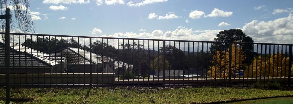 Aluminium railings 197