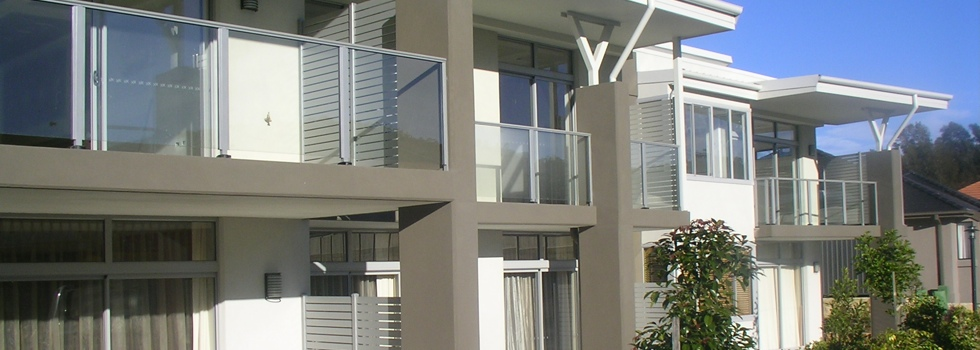 Kwikfynd Aluminium railings 219