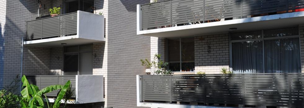 Aluminium railings 26