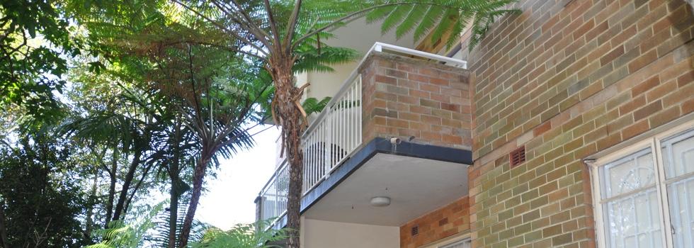 Kwikfynd Aluminium railings 39