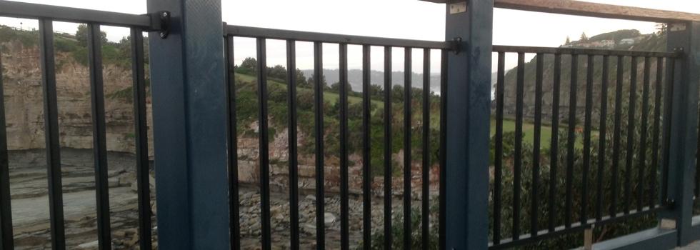 Kwikfynd Aluminium railings 4