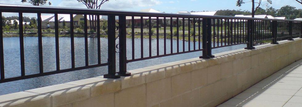 Kwikfynd Aluminium railings 59