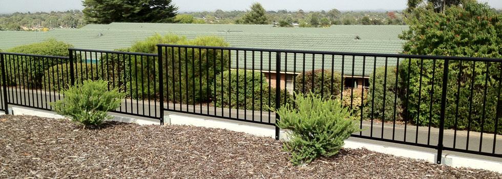 Kwikfynd Aluminium railings 69