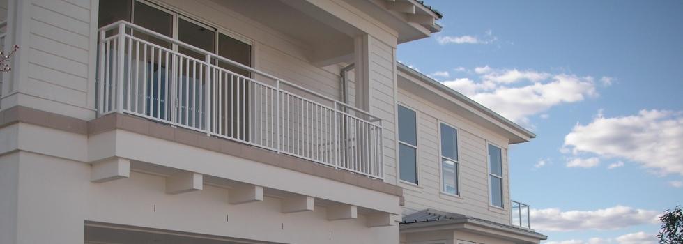 Kwikfynd Aluminium railings 77