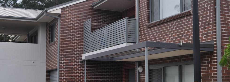 Kwikfynd Aluminium railings 87