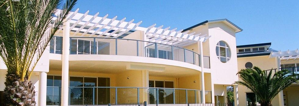 Aluminium railings 96