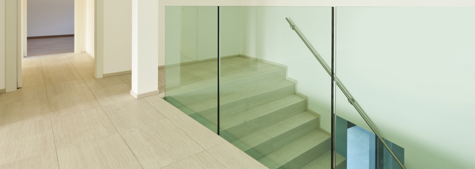 Glass railings 48