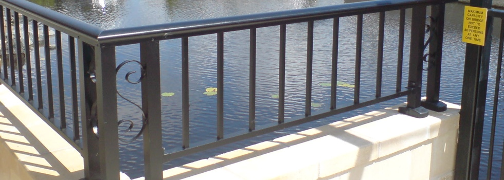 Handrails 116