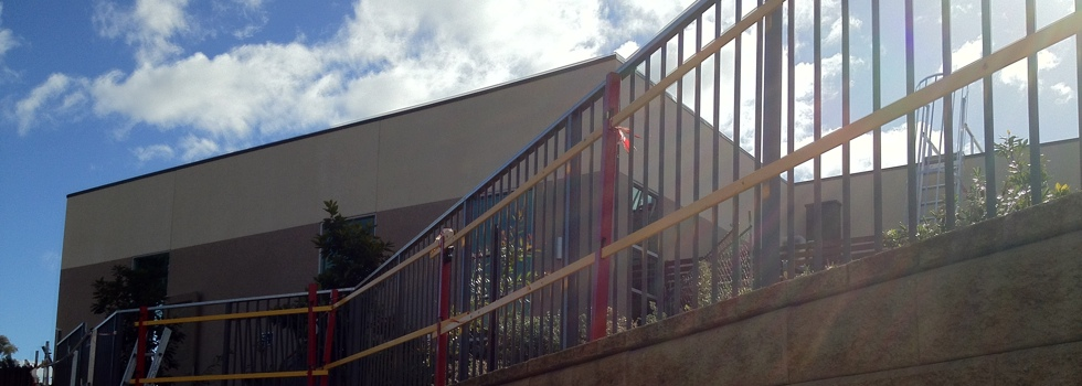 Kwikfynd Handrails 257