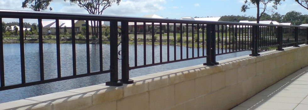 Patio railings 27