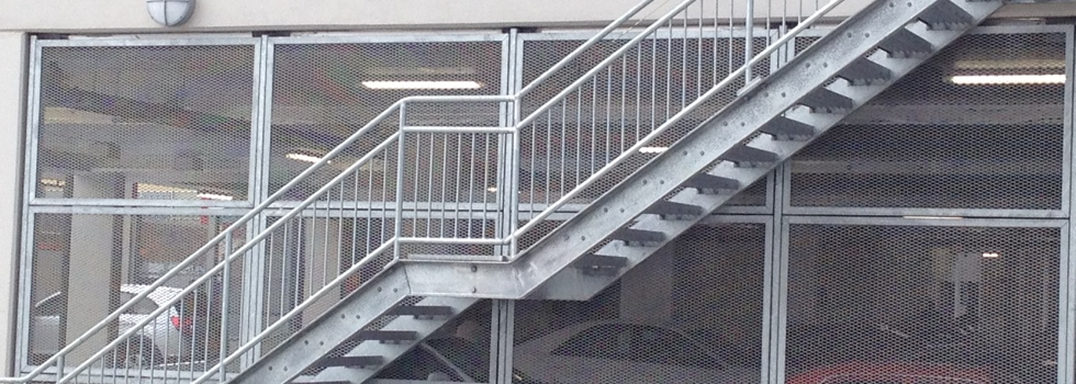 Stair balustrades 3