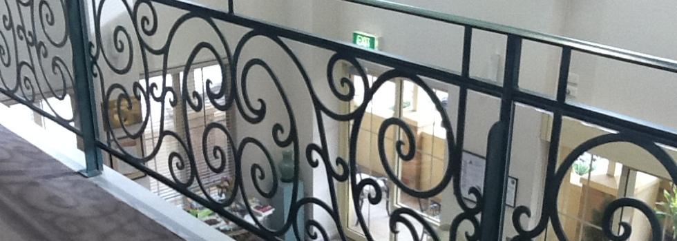 Steel balustrades 2