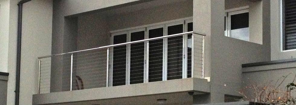 Steel balustrades 3